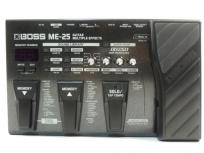 BOSS ギター マルチ エフェクター ME-25