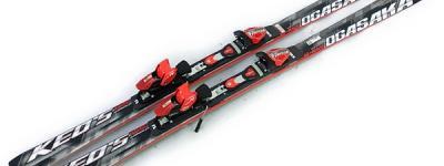 OGASAKA オガサカ KEO'S MD スキー板 170cm 日本製 ウィンタースポーツ