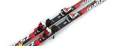 OGASAKA オガサカ TC-SZ スキー板 165cm 日本製