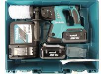 makita マキタ  HR262DRDX 26mm充電式ハンマドリル 36V 2.6Ah