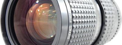 PENTAX smc PENTAX-A 645 ZOOM 4.5 80-160 レンズ