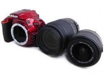 Nikon D5500 ダブルレンズキット