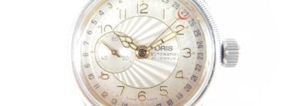 オリス ORIS ポインターデイト 27石 7462 640 腕時計