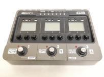 ZOOM G3 ギターエフェクター アンプシミュレーター 楽器 ギター周辺機器(アンプ・エフェクター・パーツ) ギターアンプ アンプシミュレーター