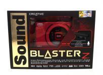 CREATIVE クリエイティブ Sound BLASTER Z SB-Z サウンドカード
