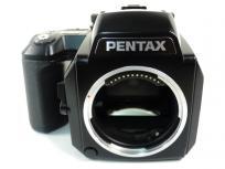 PENTAX 645N 6×45 一眼レフ ボディ フィルム カメラ