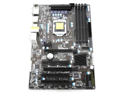 ASRock H77 Pro4/MVP マザーボード ゲーム PC