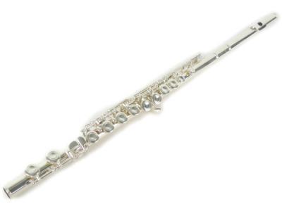 YAMAHA ヤマハ YFL-411 フルート 銀メッキ 管楽器