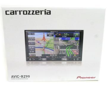 Pioneer パイオニア carrozzeria 楽NAVI AVIC-RZ99 メモリーナビ 7型