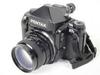 PENTAX 67II 中判カメラ ボディ レンズ セット ペンタックス お得 珍品 年代物 掘り出し カメラ 格安 フィルムカメラ