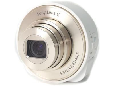SONY ソニー Cyber-shot DSC-QX10 P デジタルカメラ コンデジ ピンク