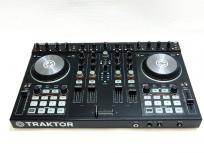 Native Instruments ネイティブインストゥルメンツ TRAKTOR KONTROL S4 MK2 4チャンネル DJシステム