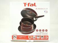 T-fal L46793 インジニオ ネオ ノーブルレッド