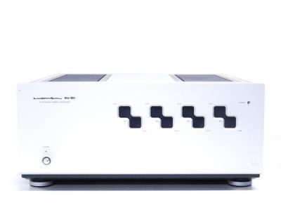 LUXMAN MU-80 8チャンネル パワー アンプ