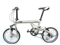 R&M BD-1 Selies クラシック ゴールドモデル 折りたたみ 自転車 スポーツ アウトドア