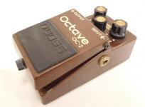 BOSS ボス octave OC-2 エレキ ギター エフェクター オクターバー