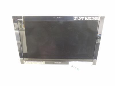 東芝 dynabook Qosmio D710/T5BB PD710T5BSFB 一体 PC