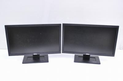 DELL 21.5型 ワイド 液晶 モニター E2211Hb 2台セット ディスプレイ・モニター 液晶 20.1インチ〜22インチ