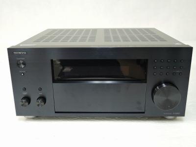 ONKYO 7.2ch対応 AVレシーバー TX-RZ800 ブラック