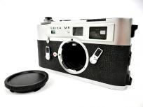 LEICA M5 シルバークローム レンジファインダー カメラ