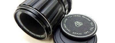 PENTAX ペンタックス SMC MACROTAKUMAR 135mm f4 カメラ レンズ