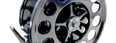BAUER M5 ブラック フライ リール RH 釣具 フィッシング スポーツ アウトドア