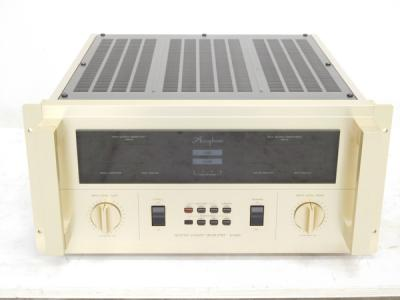 Accuphase アキュフェーズ P-600 ステレオパワーアンプ