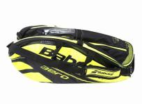 Babolat バボラ PURE AERO / Black Yellow 12本収納