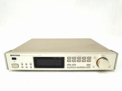 Pioneer F-777 FM/AMチューナー