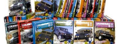デアゴスティーニ 週刊ハマー H1 ラジコンカー 全65巻 ほぼ未開封