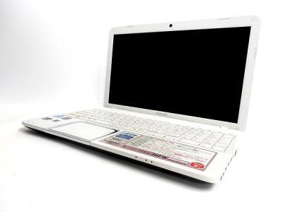 東芝 dynabook T552/36FWK PT55236FBFW 15.6型 ノートPC i5 Win7