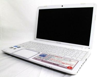 東芝 dynabook T552/36FWK 15.6型 ノートPC リュクスホワイト Win7 i5 8GB HDD750GB ノートパソコン 15インチ〜