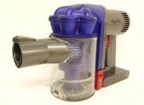 dyson ハンディクリーナー DC34 モーターヘッド 生活家電 掃除機 コードレス式(充電式) ハンディ型