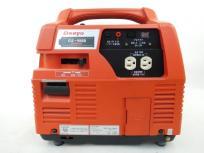 デンヨー GE-900B 発電機 インバーター ガス