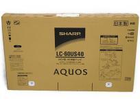 SHARP シャープ AQUOS LC-60US40 液晶テレビ 60V型 4K