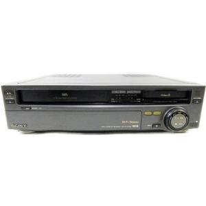 SONY WV-F1 ダブル ビデオ デッキ 映像 機器 オーディオ