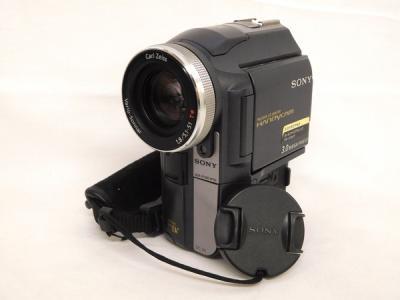 SONY デジタルビデオカメラレコーダー ハンディカム DCR-PC300 ビデオカメラ・デッキ 動作品 ビデオカメラ その他