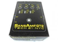 Sansamp GT2 TECH21 アンプ シュミレーター 音響機材