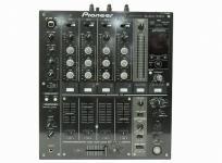 Pioneer パイオニア DJM-700-K DJ ミキサー DJ機器 ブラック 楽器 DJ機器 DJミキサー パイオニア