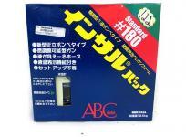 ABC商会 インサルパック #180 二液型簡易発泡ウレタン スタンダード