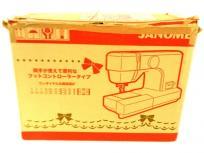 JANOME PJ-100 ミシン 家電 元箱付 手工芸