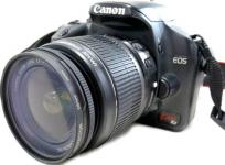 Canon キヤノン EOS Kiss X2  KISSX2-BODY デジタル一眼レフ レンズ付き