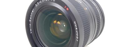 CONTAX Vario Sonnar 28-70mm 3.5-4.5 レンズ TV・オーディオ・カメラ カメラ・光学機器 レンズ コンタックス