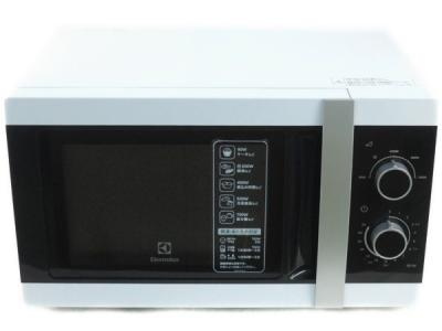 Electrolux エレクトロラックス EMM2300JW5 電子レンジ 23 L ホワイト