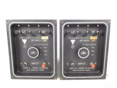 JBL LX5 クロスオーバーネットワーク ペア 名機