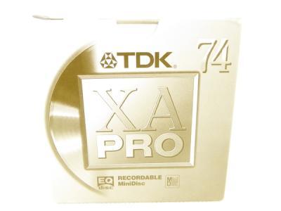 TDK MD-XAPR74 MDディスク 5枚セット