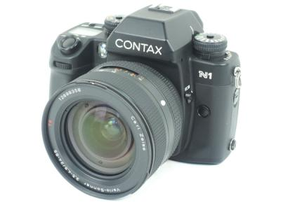 CONTAX N1 Carl Zeiss 24-85mm F3.5-4.5 カメラ