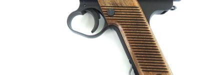 マルシン 南部14年式拳銃 後期型 ガス ブローバック ガン