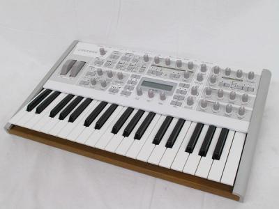 access Virus TI2 POLAR シンセサイザー 37鍵 アナログ モデリング シンセ 楽器 電子ピアノ・キーボード キーボード・シンセサイザー