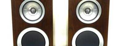 KEF R300 スピーカー ペア ブックシェルフ 3way TV・オーディオ・カメラ オーディオ スピーカー その他